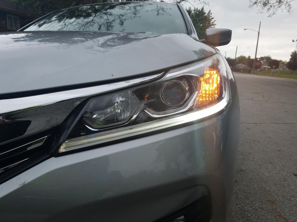 2016 Honda Accord Headlight Failure Carcomplaints Com