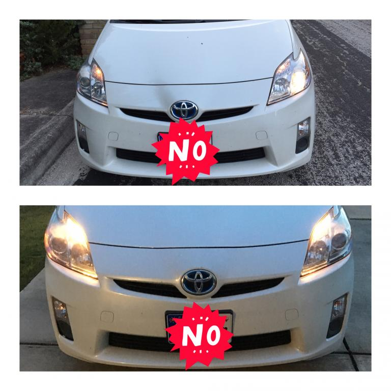 2010 Toyota Prius Lights Stopped Working: 43 Complaints