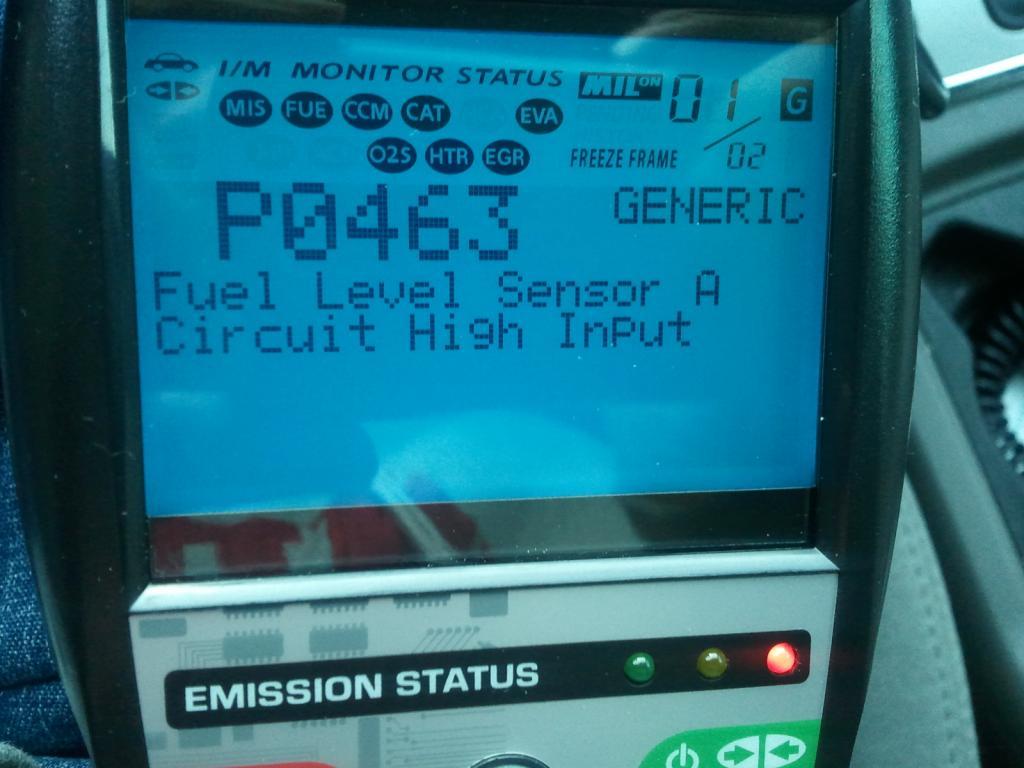 2006 chevrolet malibu fuel gauge not working properly 3 complaints fuel gauge not working properly publicscrutiny Images