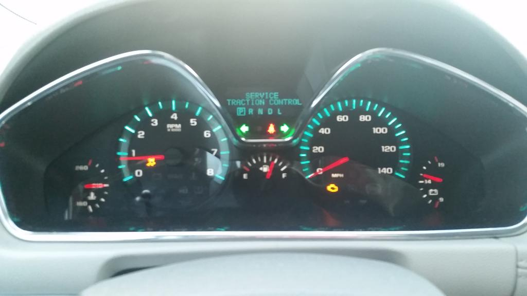 2014 Chevrolet Traverse Lost Power While Driving