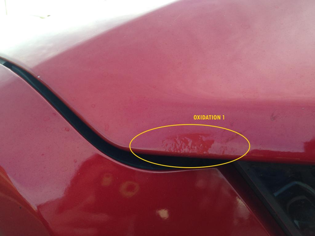 Car Extended Warranty >> 2013 Ford Mustang Paint Bubbling And Peeling: 14 Complaints
