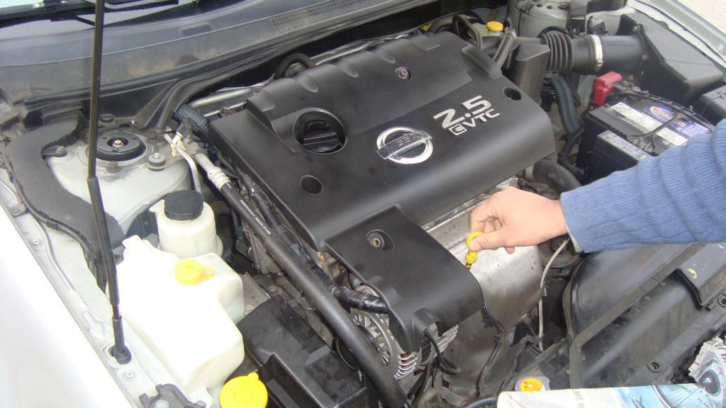 2002 Nissan Altima Excessive Oil Consumption: 243 Complaints | Page