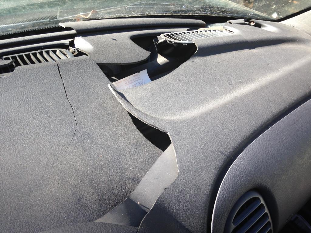 1999 dodge ram 1500 dashboard cracked 208 complaints 2000 Dodge Ram 1500 Dashboard dashboard cracked