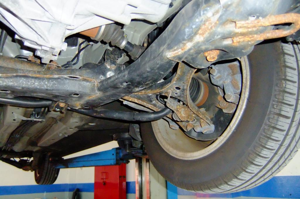 honda civic body  rusting  complaints