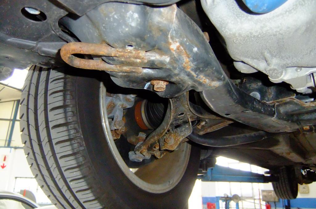 2007 Honda Civic Body Is Rusting 7 Complaints