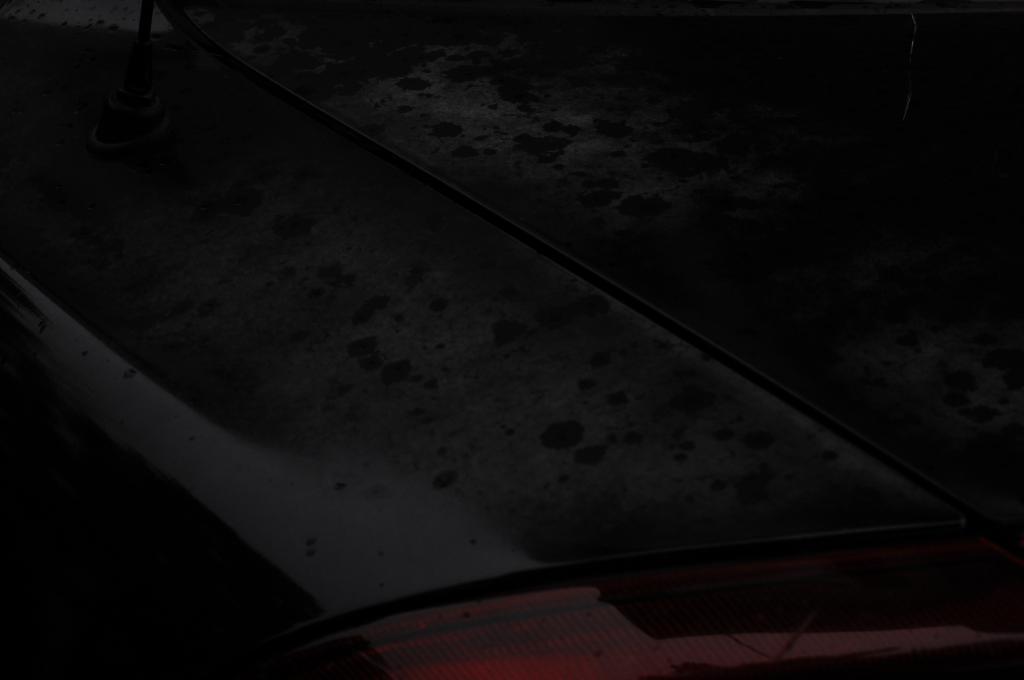 2002 Dodge Stratus Exterior Black Paint Faded 9 Complaints