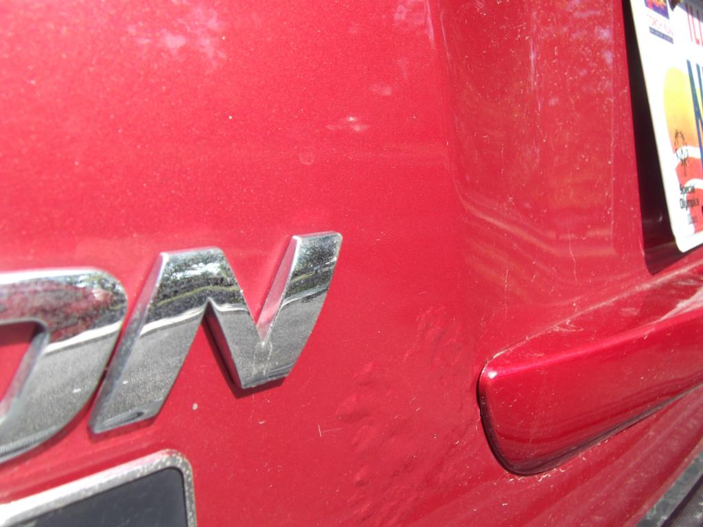 2003 Ford Expedition Paint Peeling Off 6 Complaints