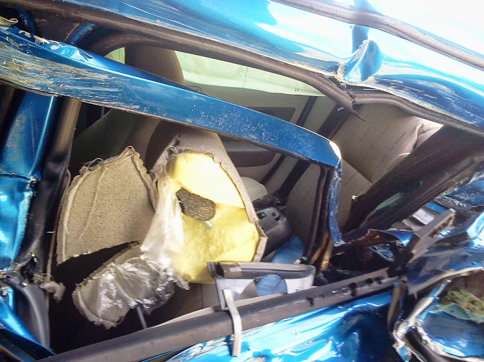 2009 Ford Focus Side Airbag Didn't Deploy: 1 Complaints