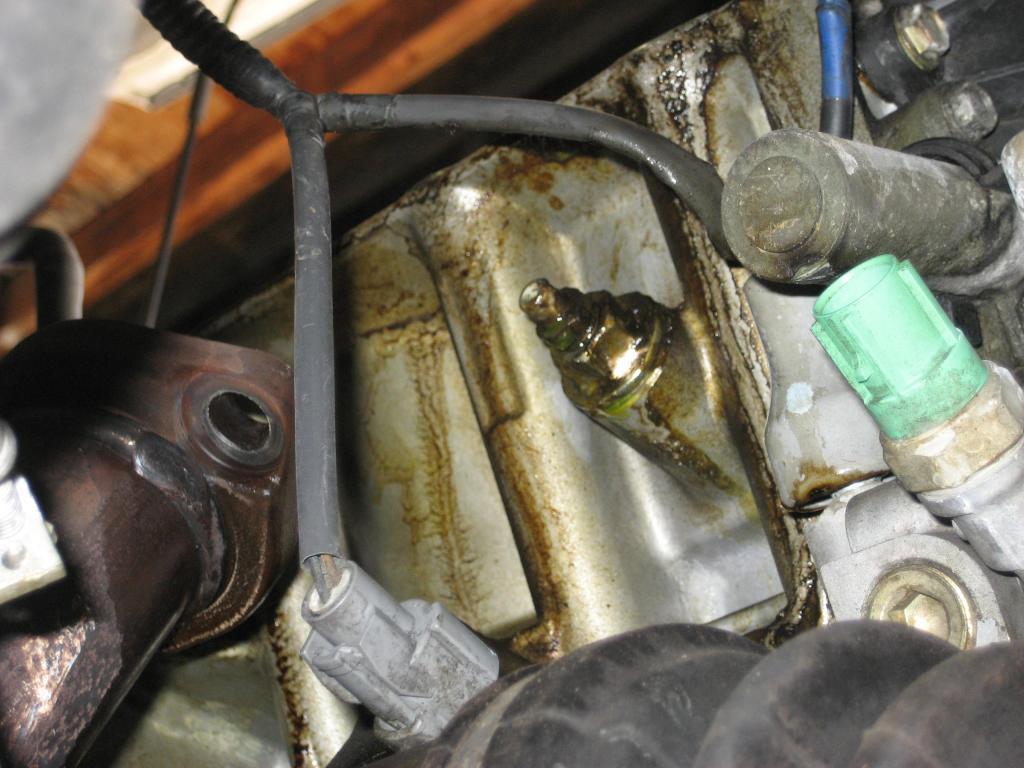 Oil Heater Leaking - Facias