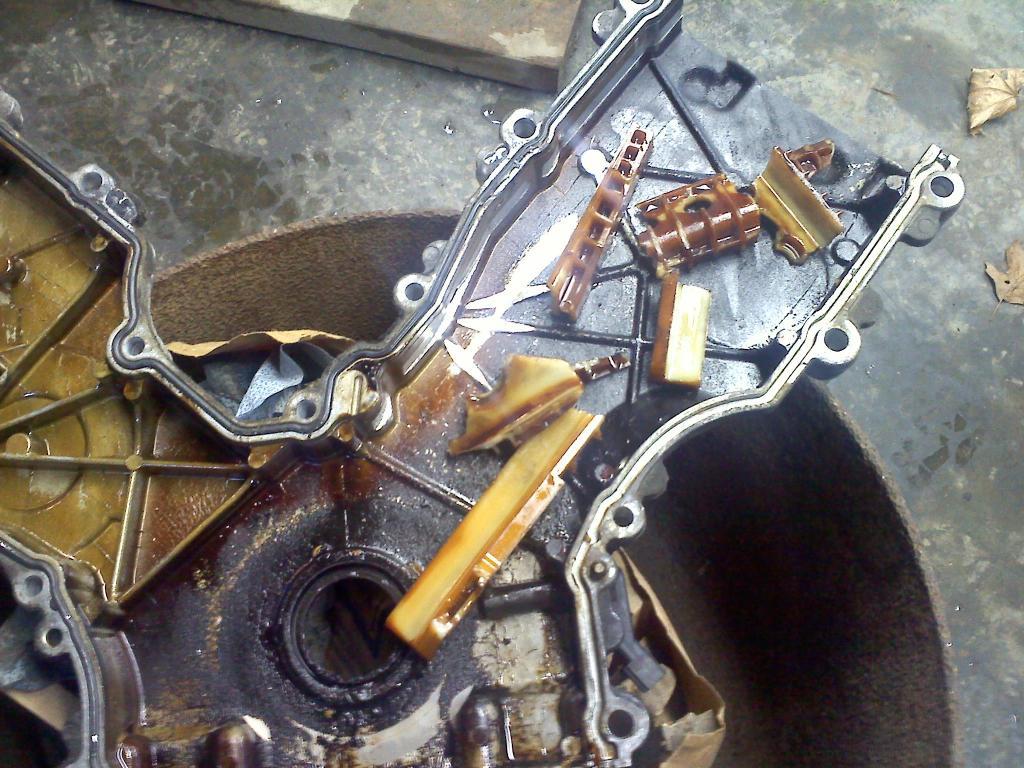 2003 Ford Explorer Timing Chain Broke 15 Complaints Belt