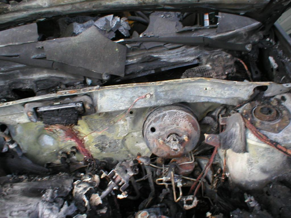2002 Ford Escape Cold Parked Key Off Engine Fire 2 Complaints