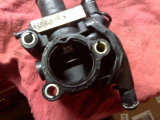 cracked thermostat housing