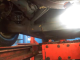 rear axle failure