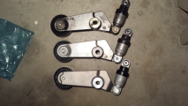 serpentine belt tensioner failure