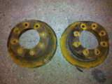 rusted out rotors