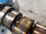 cam shaft failure