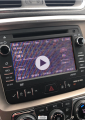 navigation & radio console out