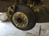 defective rotors