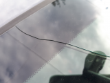 windshield cracked