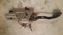clutch pedal assembly breaks in half