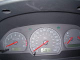 instrument panel displays