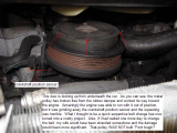crankshaft pulley failure