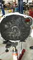 bad clutch plate, flywheel