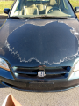 clear coat is peeling from hood, roof, and/or trunk