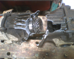 rear differential casing broken