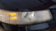 condensation in head light assembly