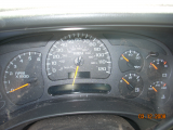 speedometer doesn't work