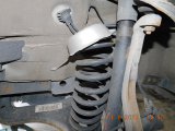 torsion spring assembly failure
