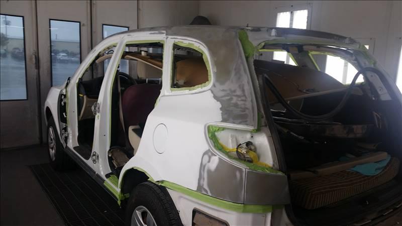 2009 Hyundai Santa Fe Paint Coming Off   CarComplaints com