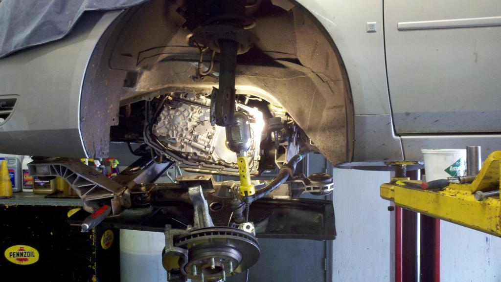2003 chevy silverado transmission problems