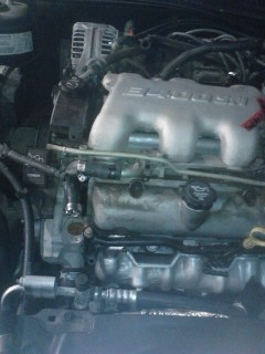 2005 Pontiac Grand Am Cracked Intake Manifold Leaking: 4 Complaints