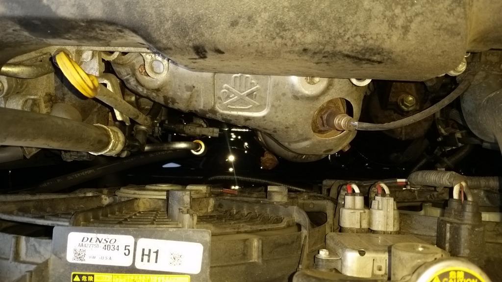 2011 toyota sienna engine oil change