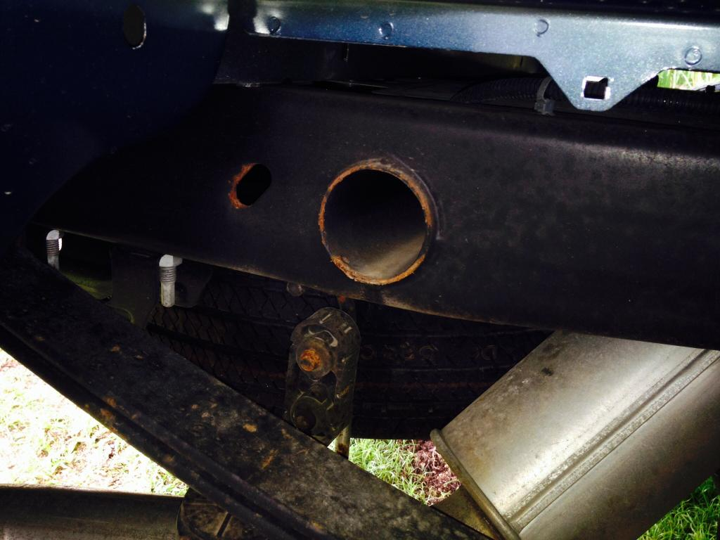 2014 Chevrolet Silverado 1500 Excessive Rust Corrosion On