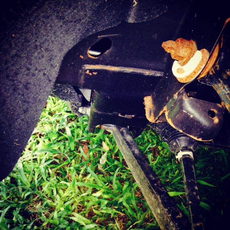 2014 Chevrolet Silverado 1500 Excessive Rust/Corrosion On Chassis
