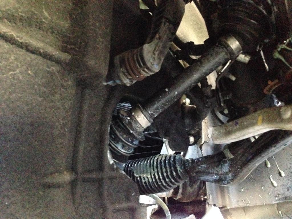 2015 Cadillac ATS Broken Control Arm 1 Complaints