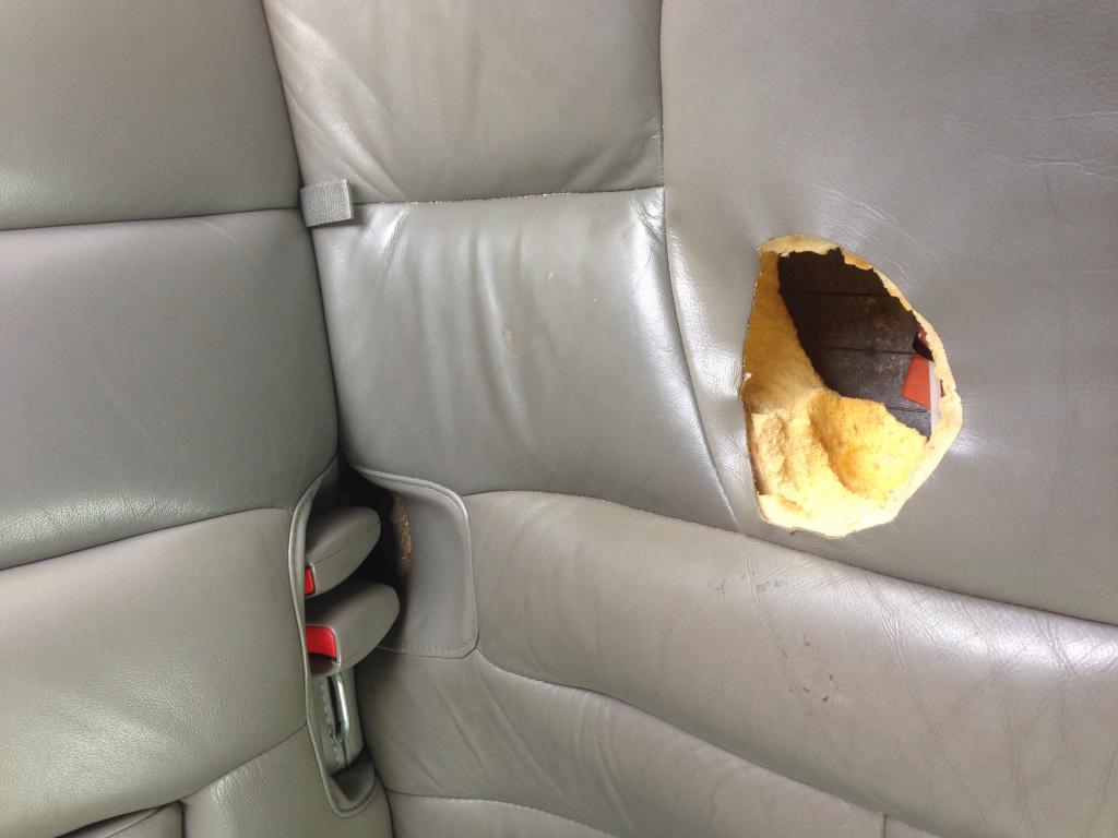 Gmc Yukon Xl Denali >> 2004 GMC Yukon Seat Heater Fire: 1 Complaints