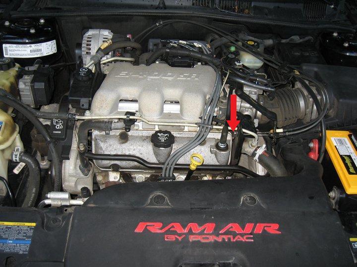 2003 Pontiac Grand AM 3.4 Engine