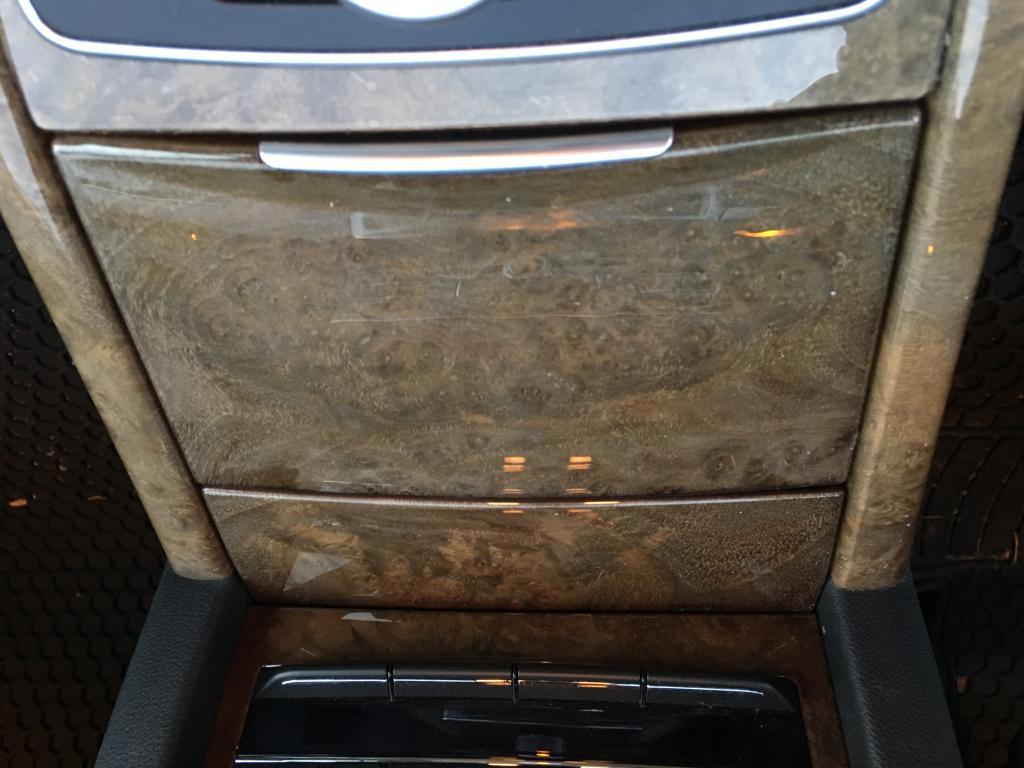 2011 Mercedes Benz E350 Wooden Dash Trim Faded 1 Complaints