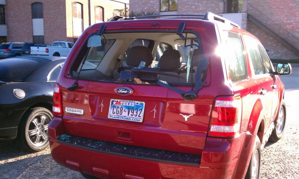 2011 ford escape rear window exploded 14 complaints. Black Bedroom Furniture Sets. Home Design Ideas