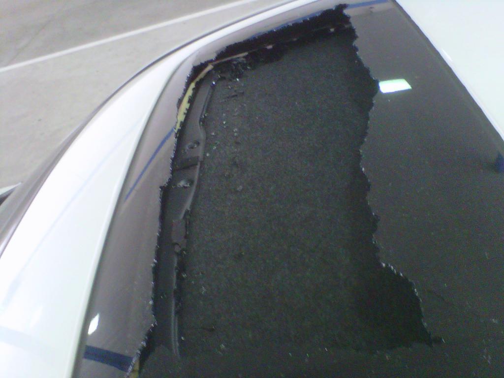 Used Honda Accord >> 2010 Honda Accord Shattered-Exploded Sunroof: 5 Complaints