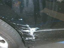 Mossy Nissan Escondido >> 2 Complaints: 2009 Nissan Altima Cosmetic Damage