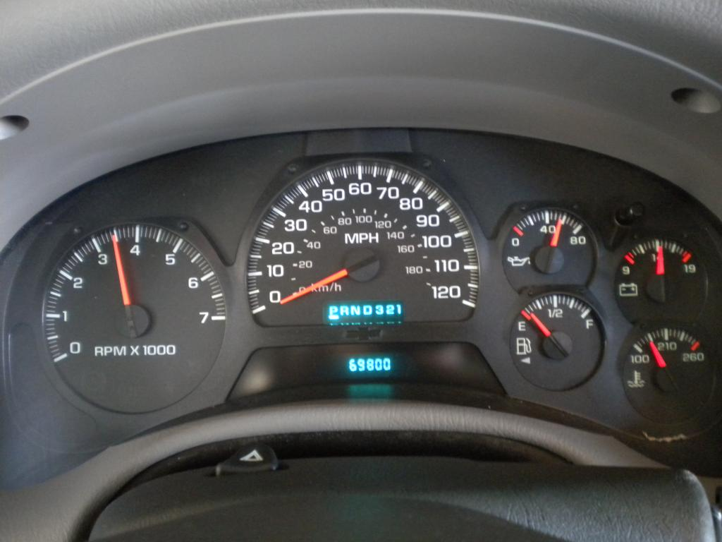 2005 3500 Chevrolet Fuel Gauge Troubleshooting 2007 Trailblazer Filter
