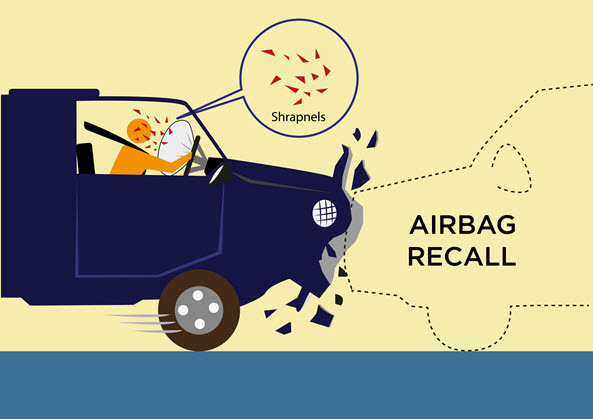2014 Ford Mustang Air Bag Recall: 8 Complaints