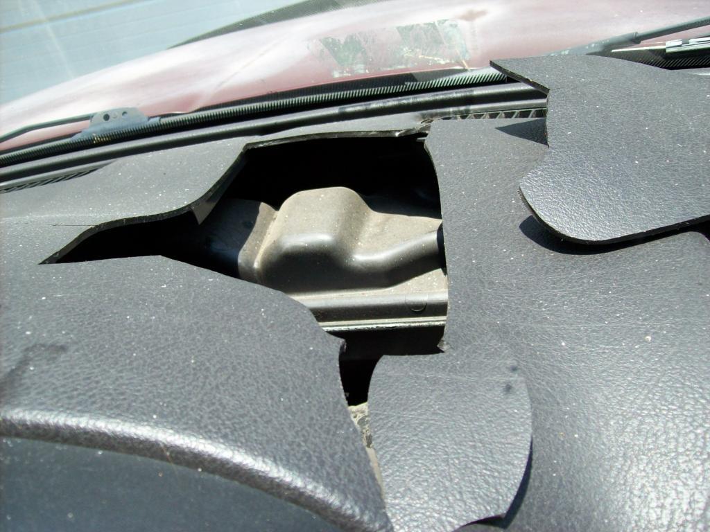 2002 Dodge Ram 3500 Cracked Dashboard 17 Complaints