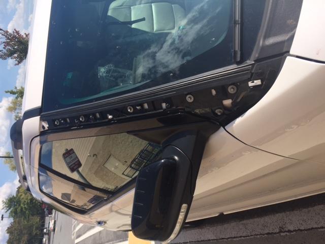 2013 Ford Explorer Windshield Trim Flies Off 34 Complaints