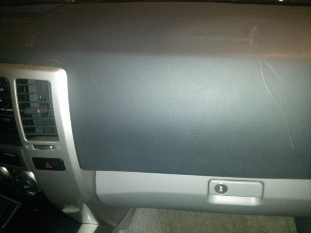 2004 Toyota 4runner Cracked Dashboard 26 Complaints